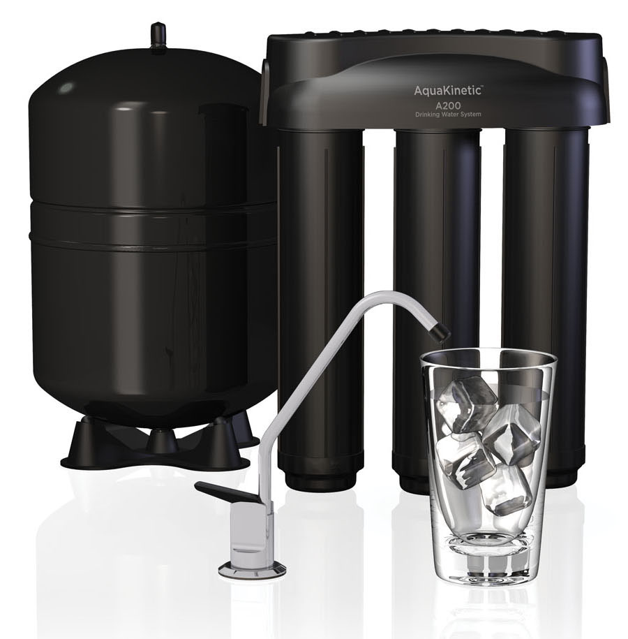 Kinetico AquaKinetic-a200 Drinking Water System